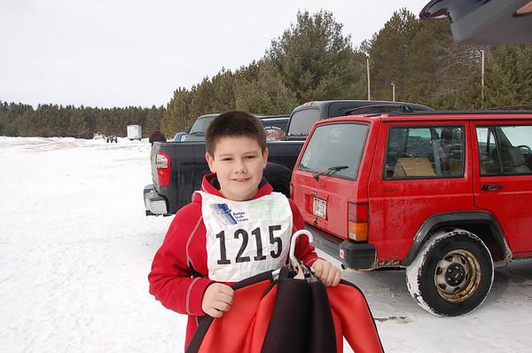 Iola Winter Sports Club:  February 6, 2011