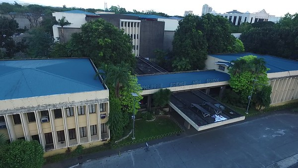 Pisay Drone Raw Footage