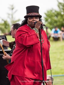 Alexis P. Suter Band  (Jun. 2013)