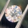 2.03ct Old European Cut Diamond, GIA K VS1 9
