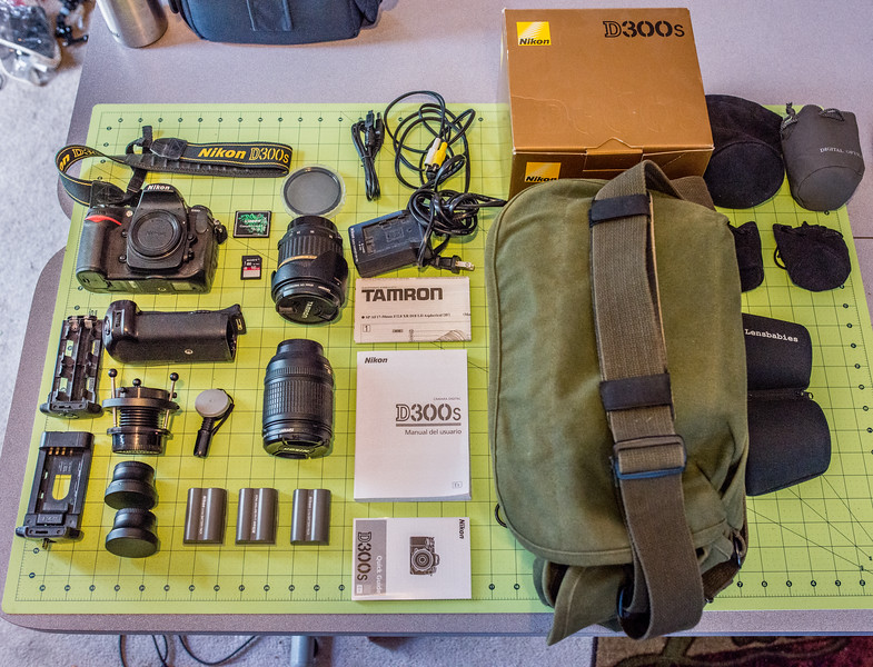 10-31-D300s and Gear - Sold