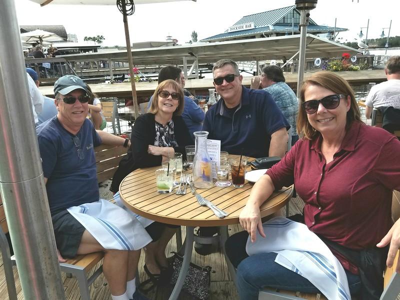 1-Patti and Tom Visit Florida
