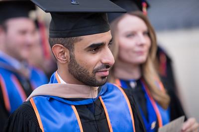 Mansour's Graduation