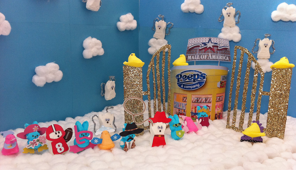 ". ""Proof that Peeps are Heaven on Earth,\"" by Melissa Grass, St. Paul"
