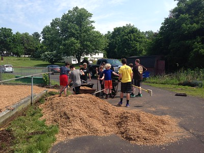 Jeremy Dioses Eagle Scout Project June 11, 2016
