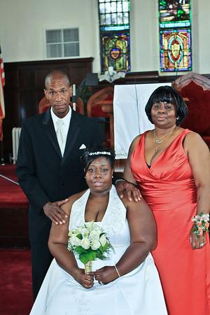 Church Portraits