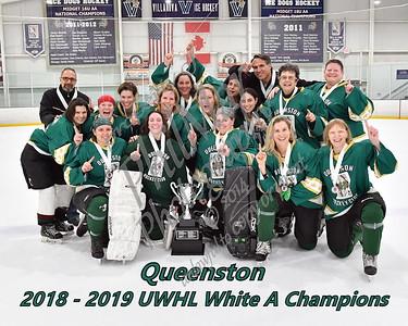 White A Championship - Queenston vs Flames