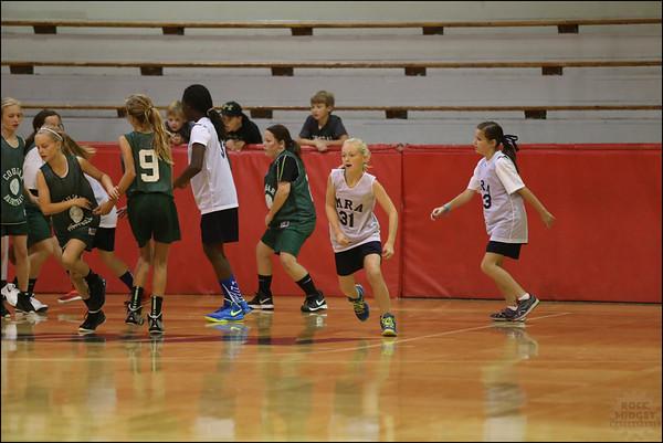MRA v Central Hinds Basketball - 5th Grade