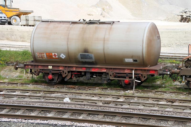 TTA 56112 seen at Dove Holes Quarry 20/06/12.