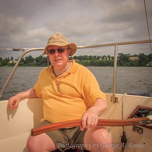 Sailing on the Navesink