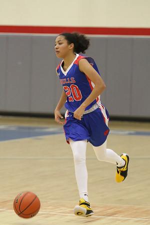 Girls' Varsity Basketball vs. Cushing | December 5