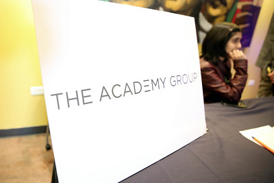 "The Academy Group Presents ""Of Course We Are"" Event"