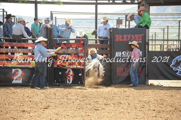 AM Saddle Bronc
