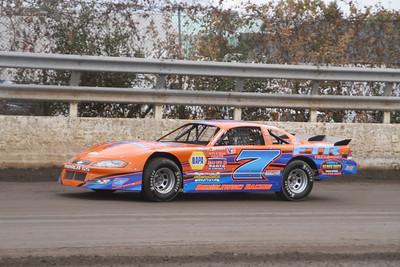 Super Dirt Week VP Small Engine Fuels 200-Bill McGaffin-10/7/12