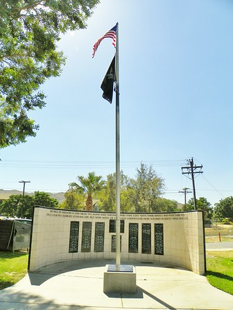 Jurupa Valley Vet Memorial
