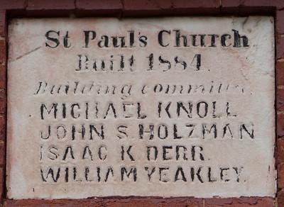 St. Paul's Cem. - Bernville, PA