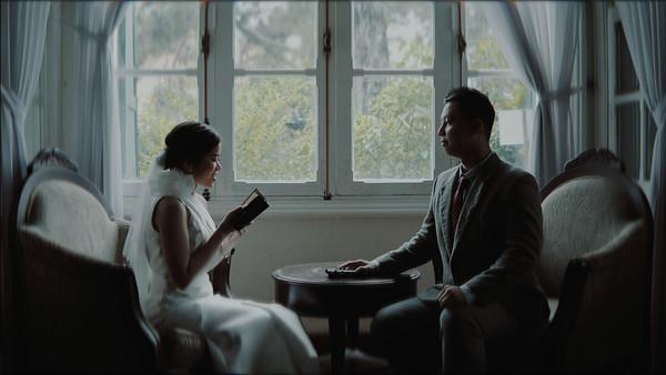 P+T | Elopement Wedding Dalat, Viet Nam