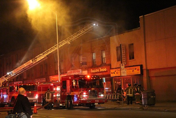 April 28th, 2014 - 2nd Alarm - 2708 Danforth Ave.