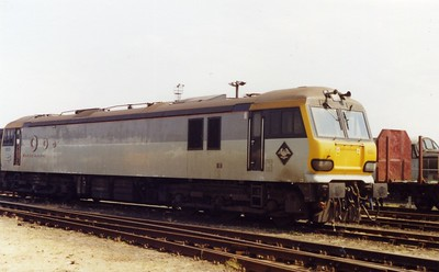 BR Class 92