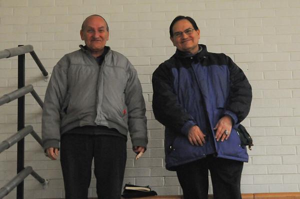Regis at Littleton - February 14th 2012
