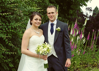 Beth&Josh, Haughley Park Barn