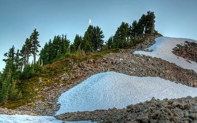 Mount Baker / Mount Shuksan