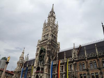Munich-Paris September 2012