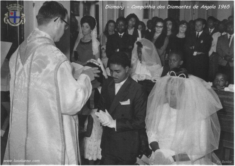 Casamento da  Jacinta de Fátima e de Fernando Fernandes de Araújo