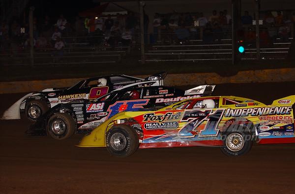 Cedar Lake Speedway (WI) 6/17