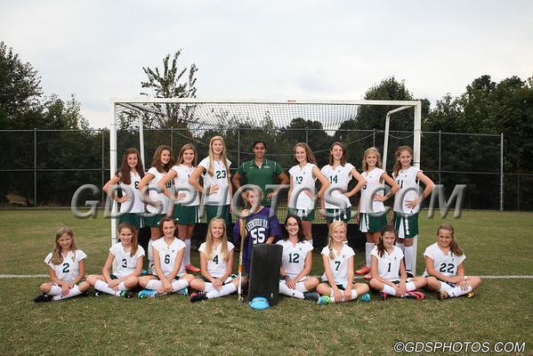 MS FIELD HOCKEY 2013