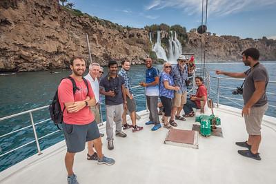 2019-10-19 Antalya Boat Cruise