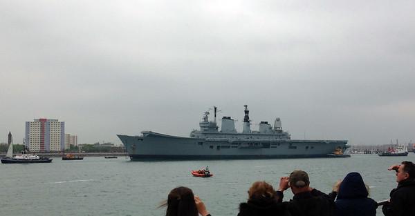 2013  HMS Ark Royal