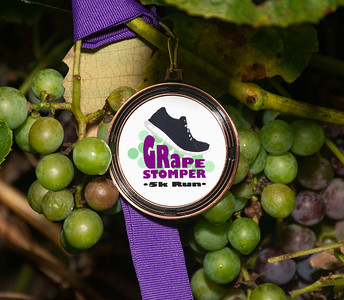 Grape Stomper 5K - 2019 Pre and Post Photos
