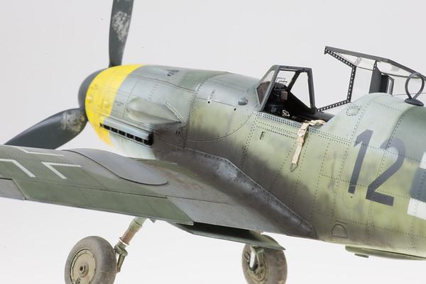 1/32 Trumpeter Bf 109G-10/U4/R2