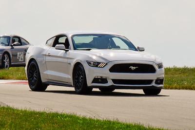 2020 SCCA TNiA June Pitt Race Adv White Mustang