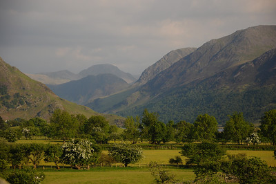 Lake District, Day 2 pt.2: Buttermere and Newlands Valley