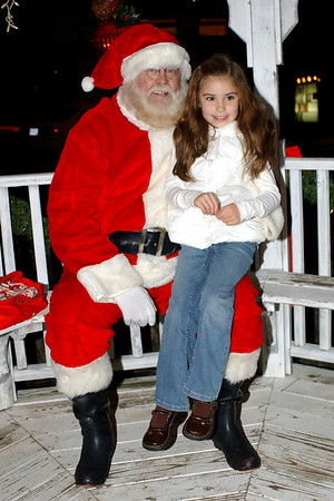 December 4, 2009 - Santa Claus