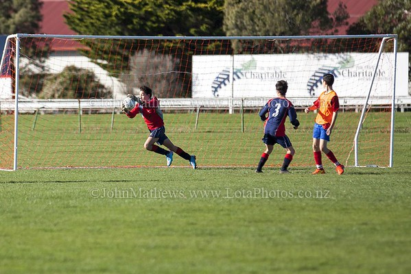 20150509 Football - U15A HIBS v Tawa College _MG_0724 WM