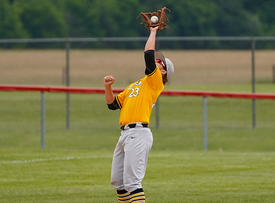 Pioneer vs. Southwood sectional championship (5/31/21)