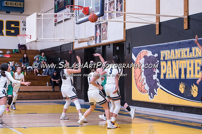 2020 Girls Basketball Eagle Rock vs Franklin 24Jan2020