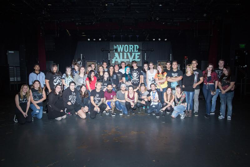 Sacramento Meet & Greet Group Photo