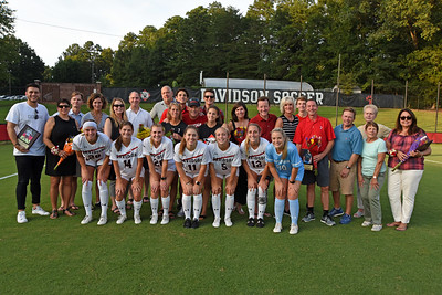 Women's Soccer vs UNCG_Senior Game