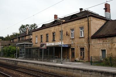 Germany Train Ride