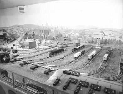 Edgerton Train Room