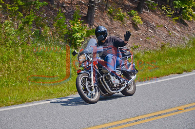 2012 Mt. Cheaha Alabama Motorcycle Photos