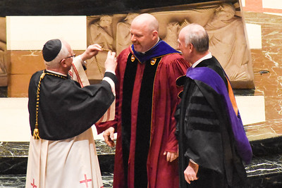 2019 Father Paul's Inauguration