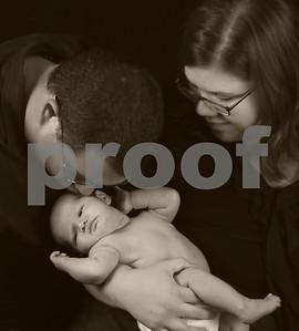 Baby Hailey, Newborn September, 2012