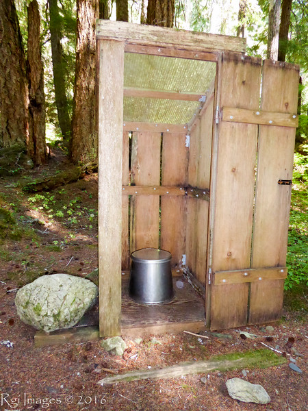 Dose Forks outhouse