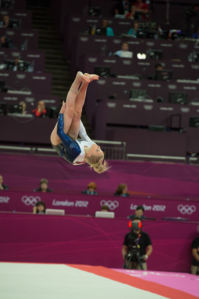 Annika Urvikko at London olympics 2012__29.07.2012_London Olympics_Photographer: Christian Valtanen_London_Olympics_Annika Urvikko at London olympics 2012_29.07.2012__ND40055_Annika Urvikko, finnish athlete, gymnastics