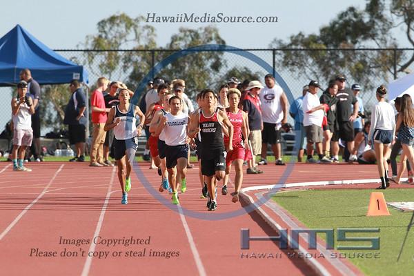 Boys State 1500m Run 5-10-14